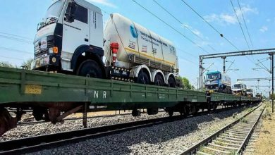 Oxygen Express with 70 tonnes of oxygen to reach Delhi by Monday night: Railways