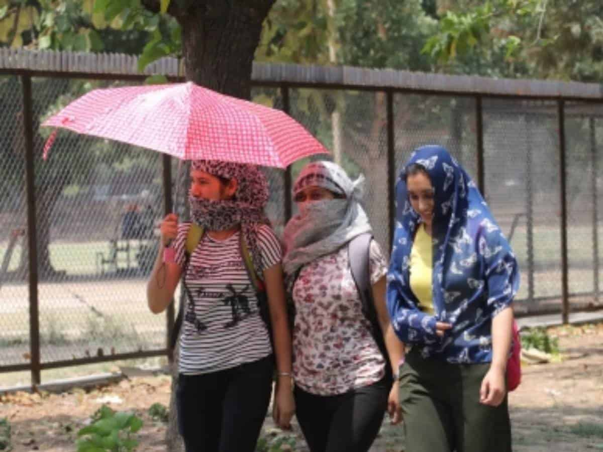 Rain, heat wave conditions forecast for Andhra Pradesh