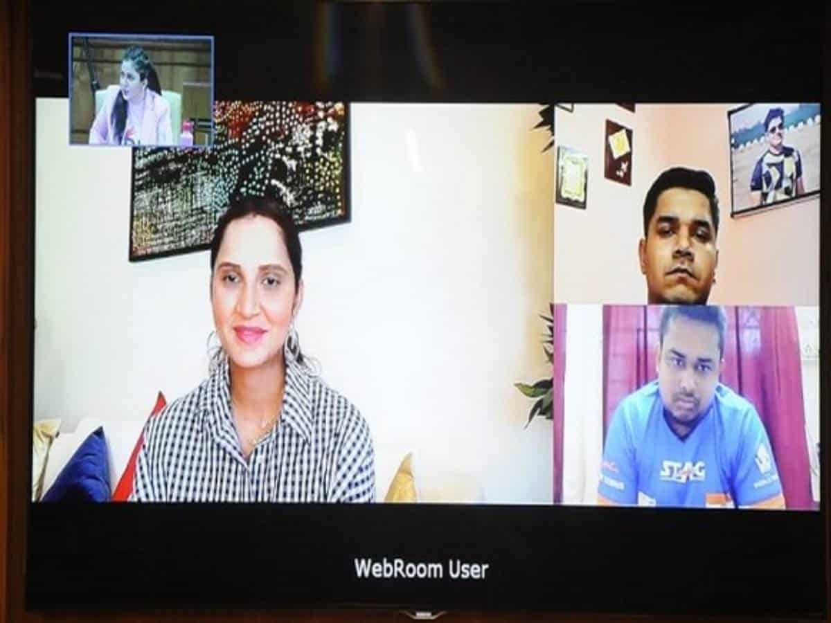 International Day of Sports for Development and Peace: Sania, Sharath take part in panel discussion