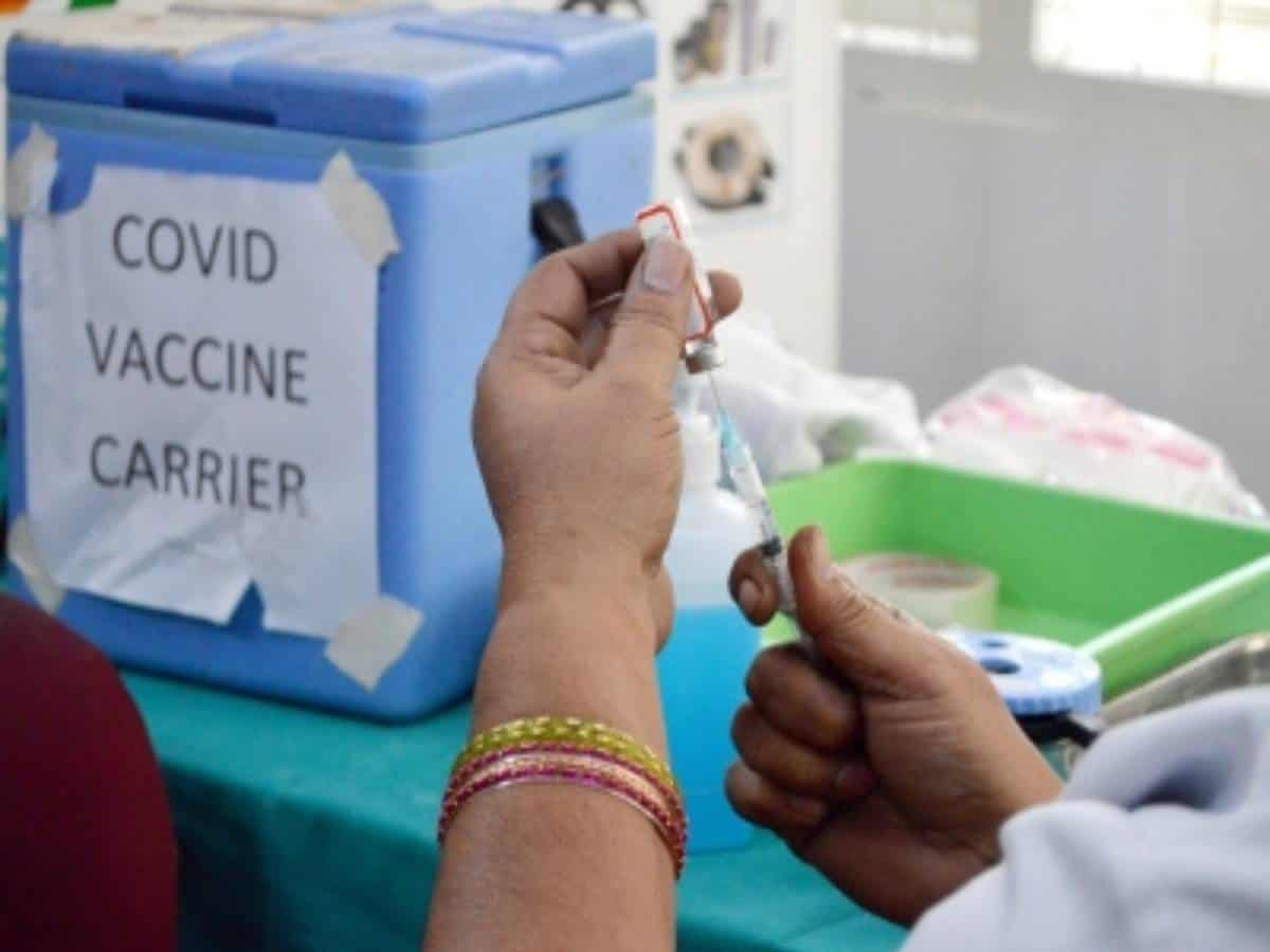 India becomes fastest Covid vaccinating country, surpasses US