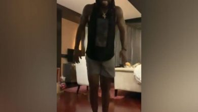 IPL 2021: Punjab Kings' Chris Gayle flaunts 'Moon Walk' after finishing quarantine