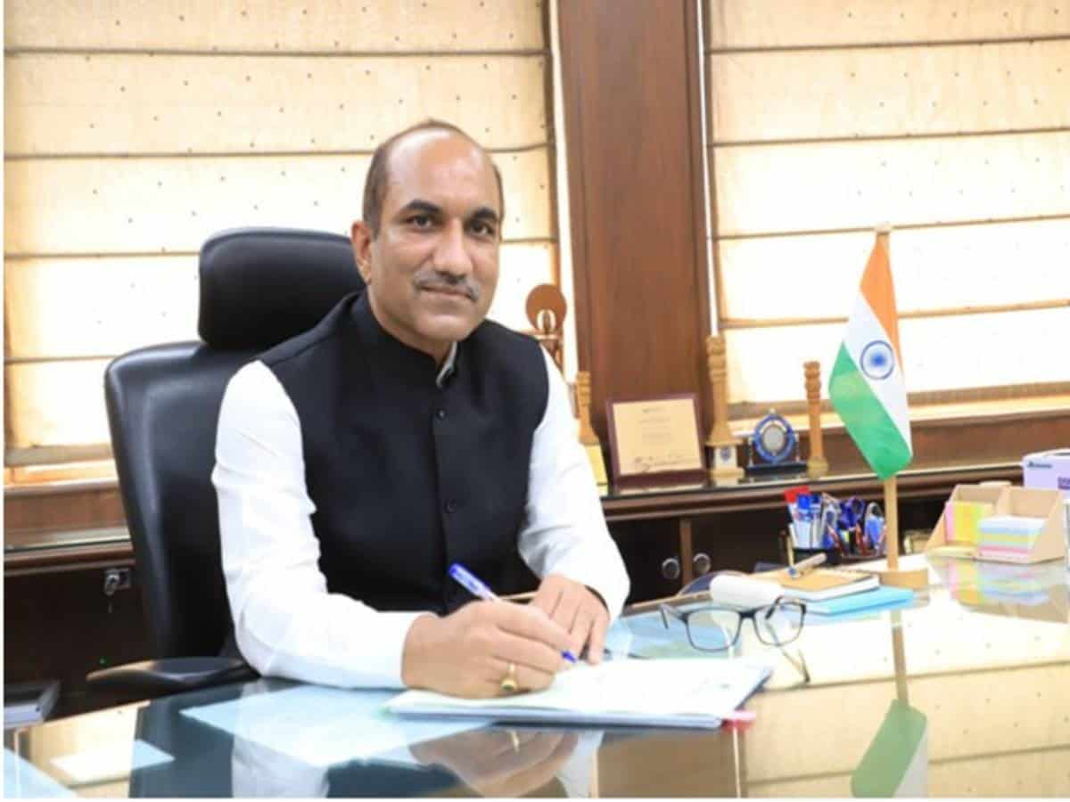Sanjeev Kumar takes over as chairman of Airports Authority of India