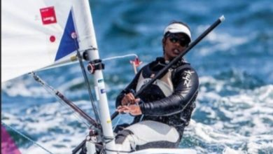 Sailor Kumanan makes history, qualifies for Olympics
