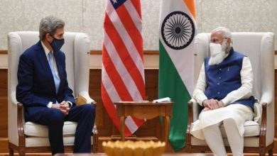 John Kerry meets PM Modi, says US will facilitate access to green technologies, requisite finance