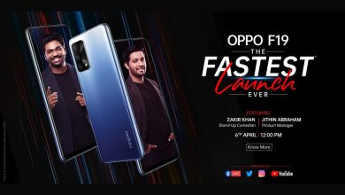 OPPO to launch F19 on April 6