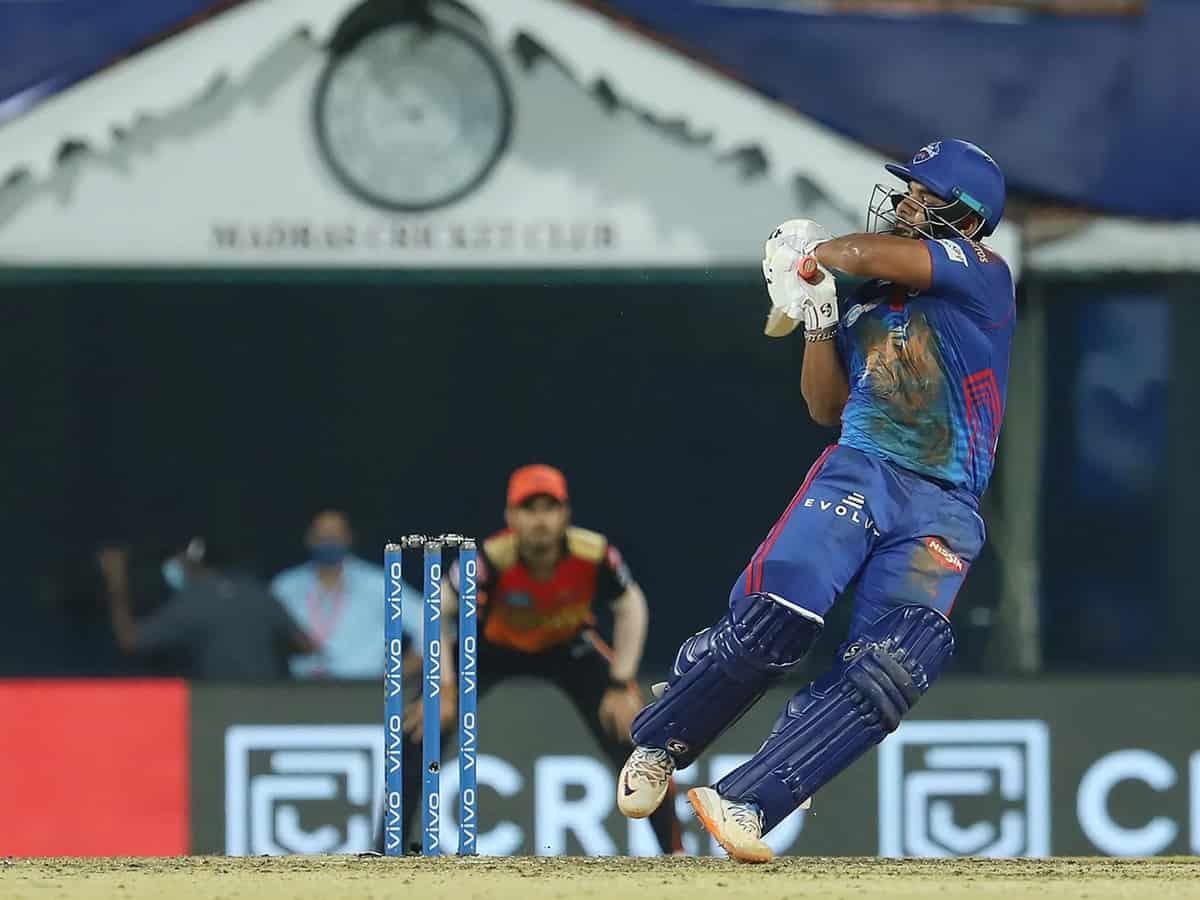 IPL 2021: Shaw, Pant help DC set 160-run target for SRH