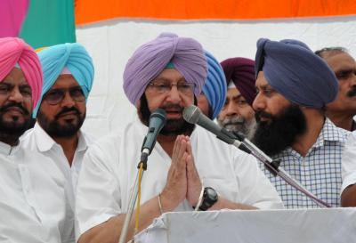 Punjab CM writes to Modi on continuation of DBT scheme