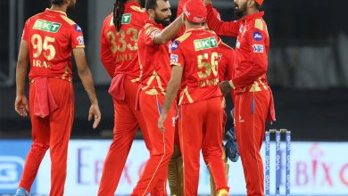 IPL 2021: KL Rahul, Harpreet Brar star in Punjab's 34-run win over RCB