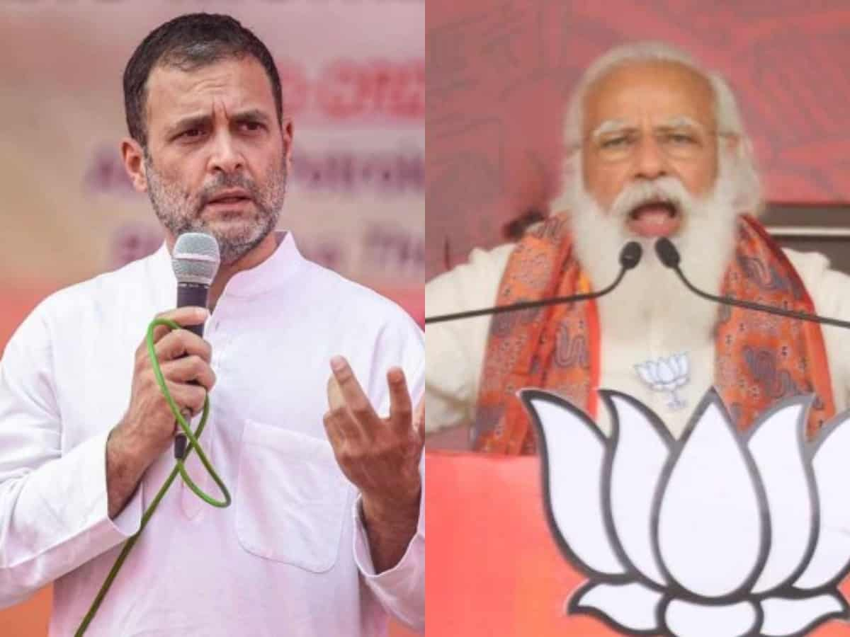 Rahul Gandhi & Modi: What they said when COVID cases are on rise