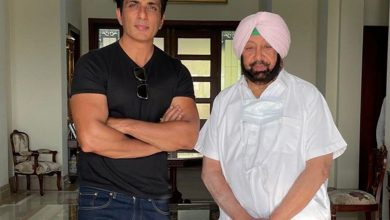 Sonu Sood appointed brand ambassador for Punjab's anti-COVID vaccination programme