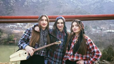 Trio Mandili: Three Georgian friends are winning hearts with their music