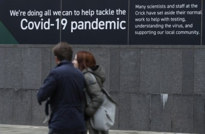 UK records another 2,472 Covid cases, 23 deaths