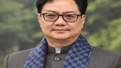 Rijiju tests positive for COVID-19, says he is feeling 'fit and fine'