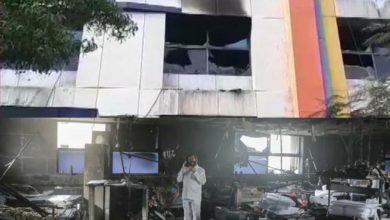 Fire breaks out at hospital's ICU in Maharashtra's Virar; 13 die
