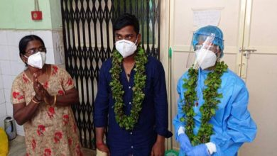 Marriage in COVID times: Kerala couple marry in hospital; bride dons PPE