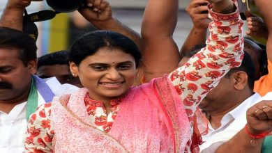 Sharmila to launch new political party in Telangana