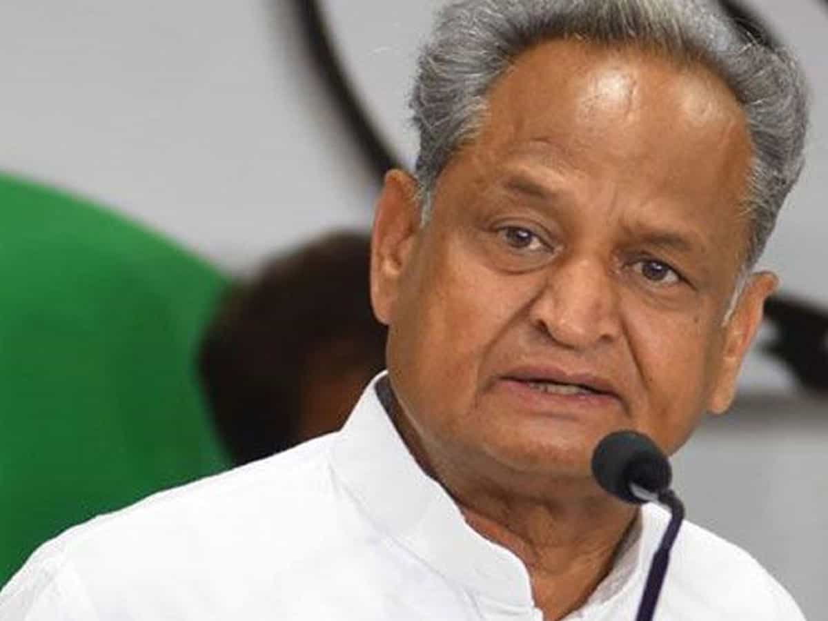 Ashok Gehlot isolates himself after wife tests positive for COVID