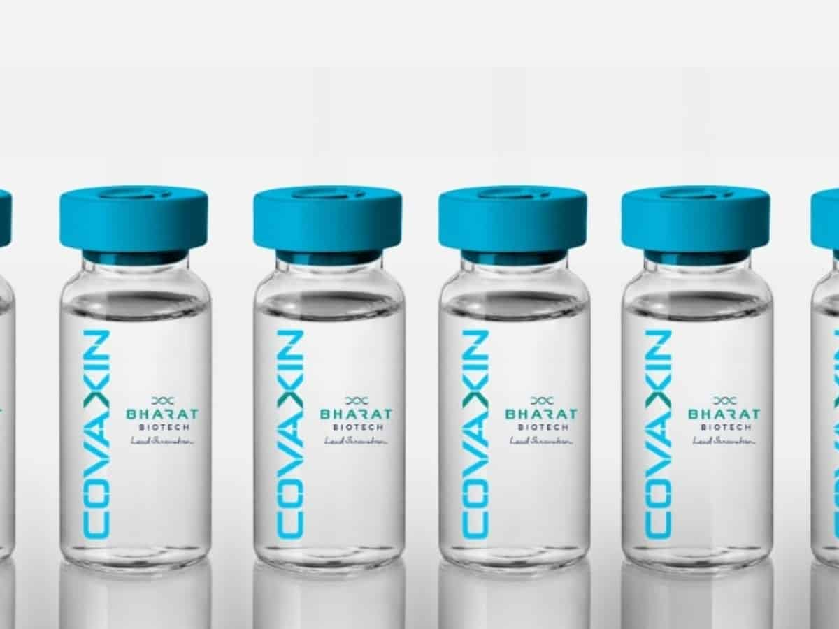 Covaxin production to be ramped up by 200 million doses