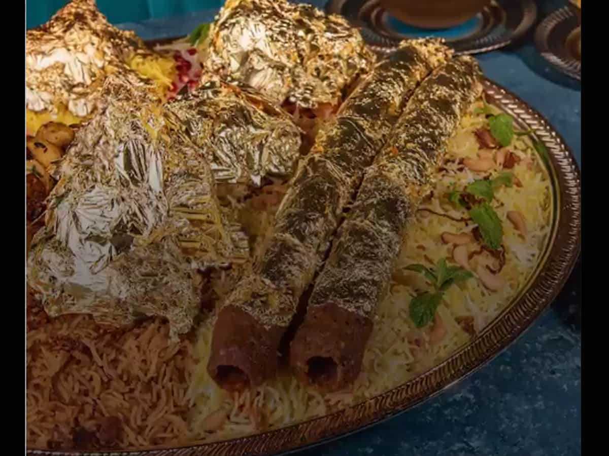 most expensive biryani