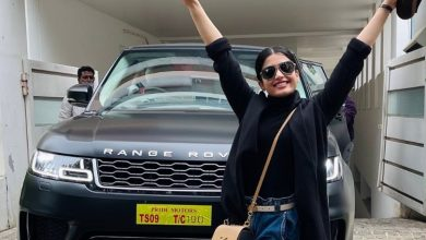Check out birthday girl Rashmika Mandanna's net worth and all swanky cars she own