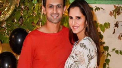 'Through thick and thin': Sania Mirza celebrates her 11th wedding anniversary with Shoaib Malik