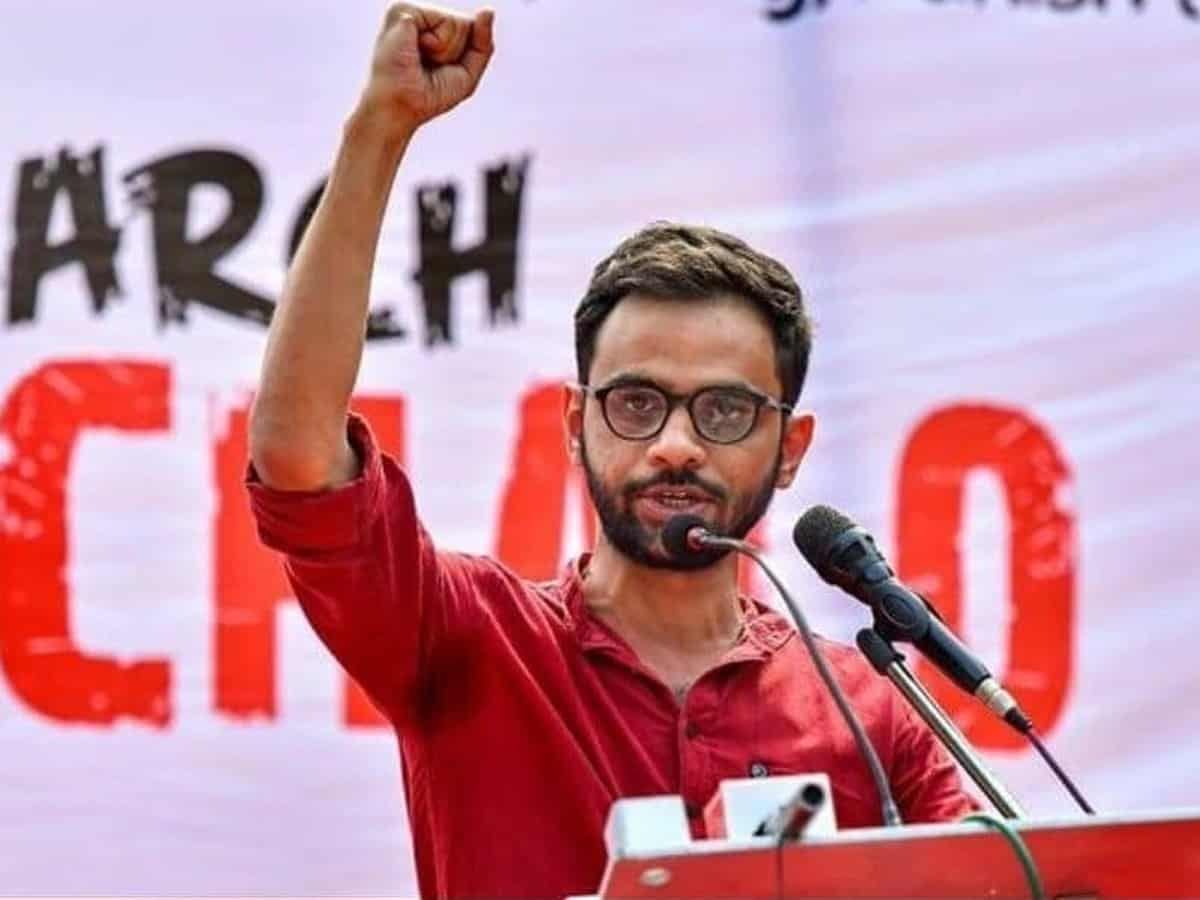 'Process itself is punishment', Umar Khalid writes on anxiety caused in jail