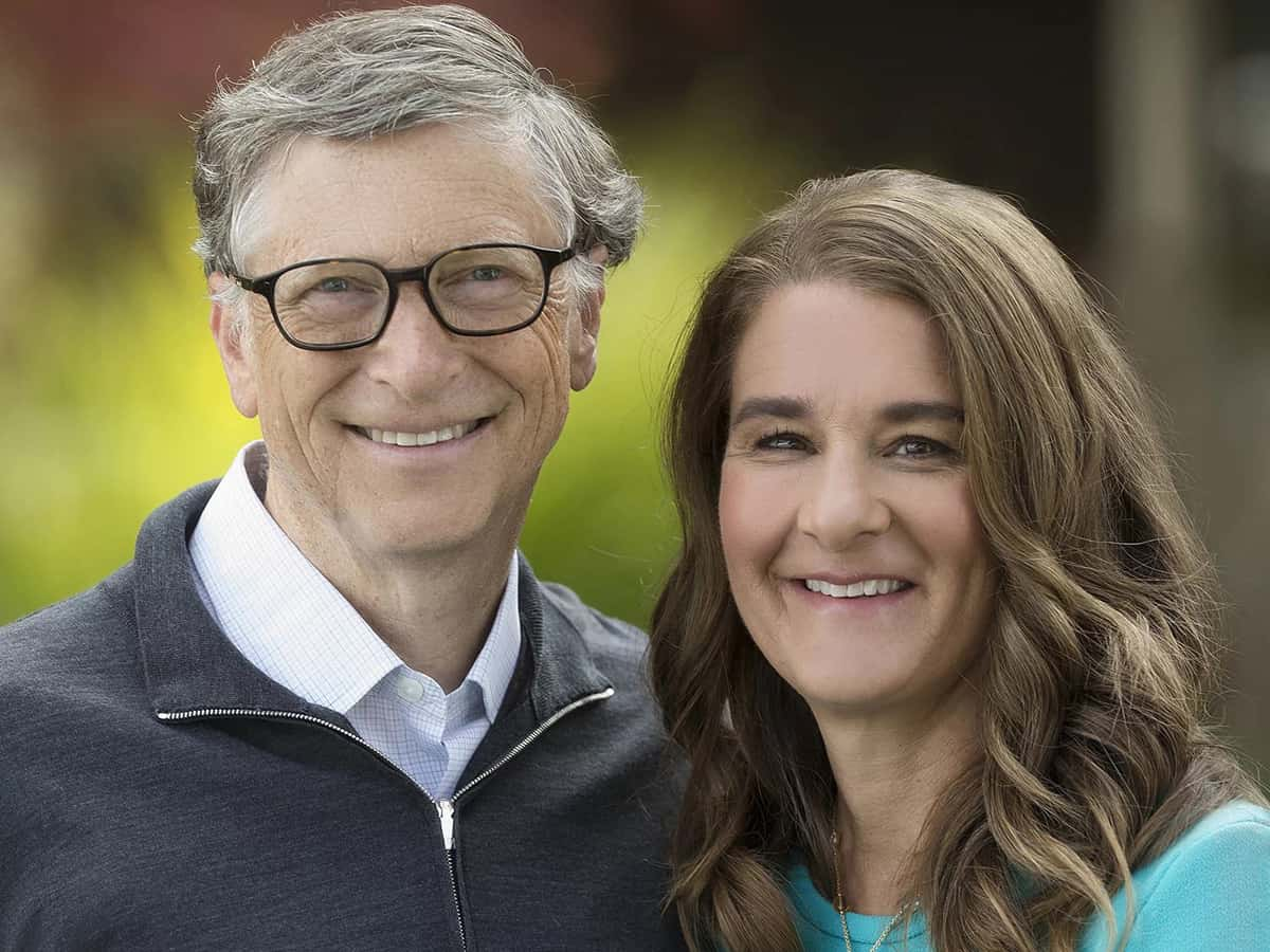 Bill & Melinda Gates announced that they will end their marriage in 27  years - Worldakkam
