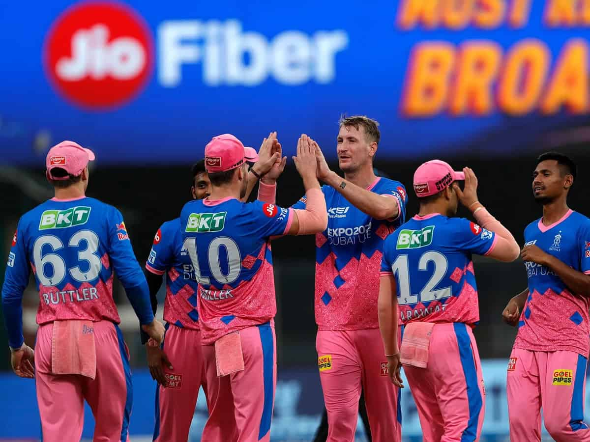 IPL 2021: RR beat SRH by 55 runs
