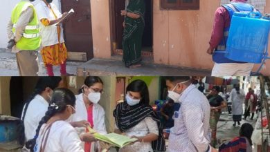 GHMC conducts door-to-door survey; finds over 1,400 with COVID symptoms