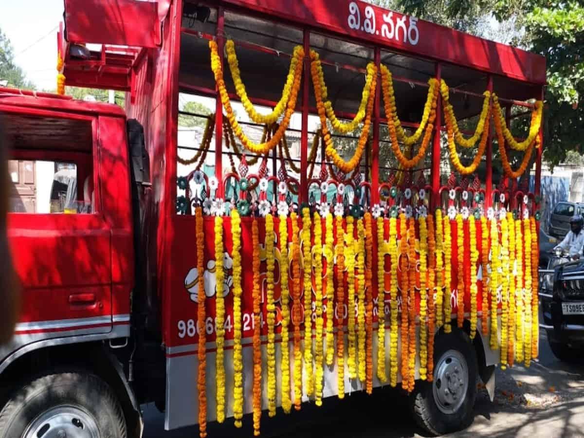 COVID-19: Telangana govt to provide free hearse van facilities