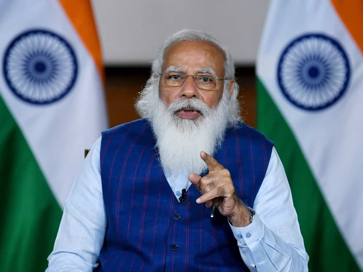 PM Modi launches crash course for Covid warriors; warns virus 'still among us'