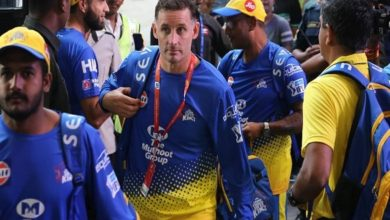 IPL 2021: CSK batting coach Hussey tests COVID-19 positive