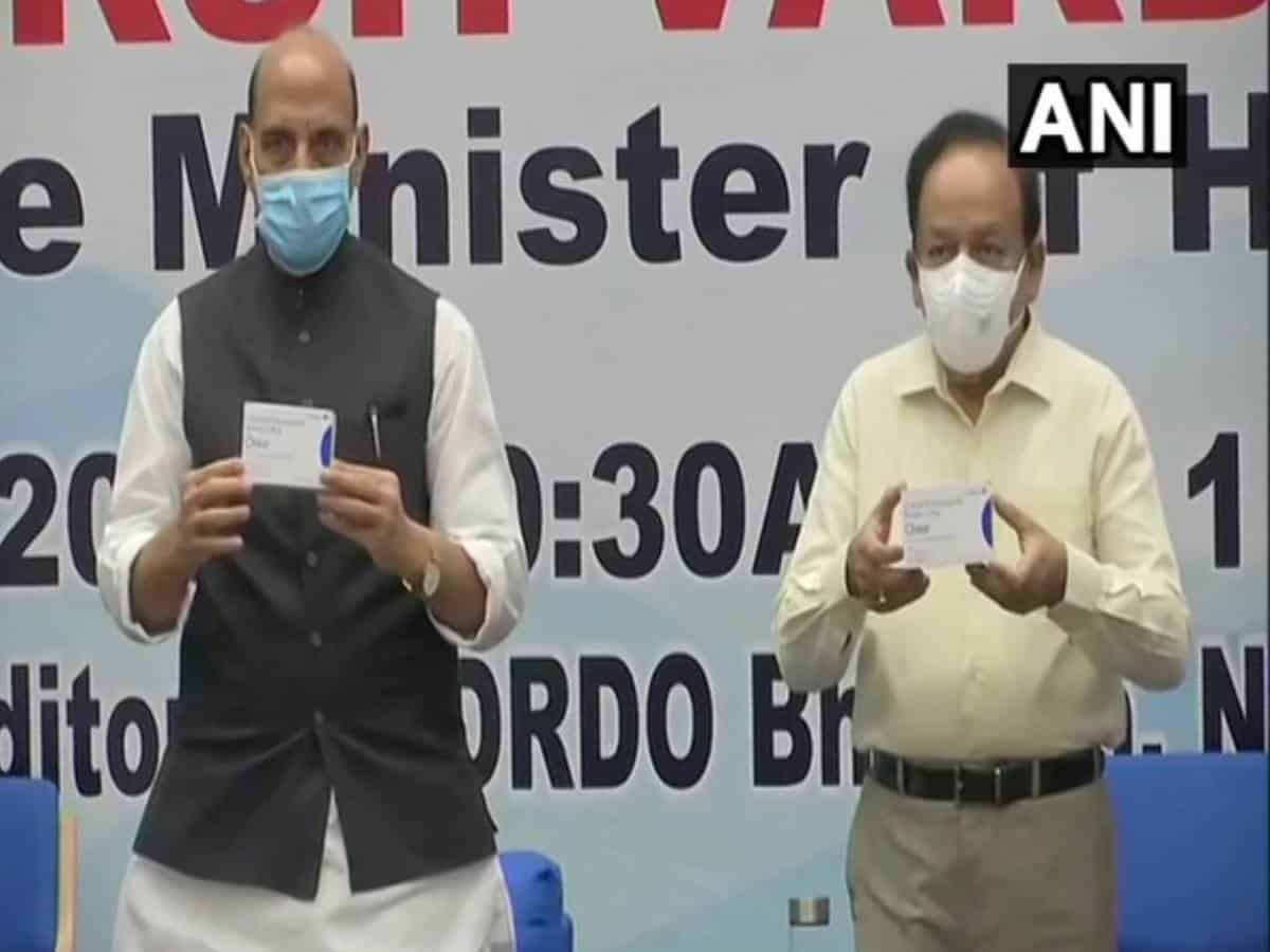 First batch of DRDO's anti-COVID drug 2-DG launched