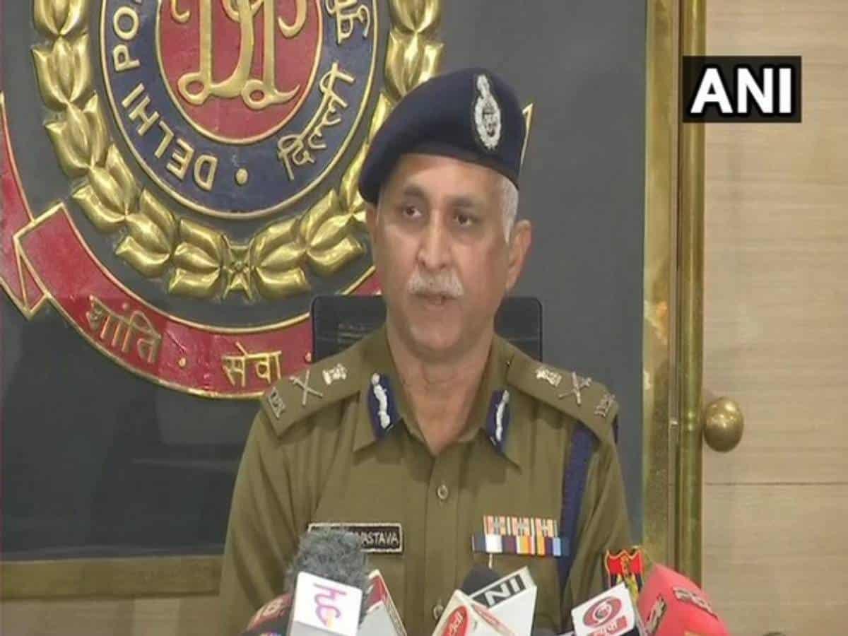 SN Shrivastava appointed as Delhi Police Commissioner