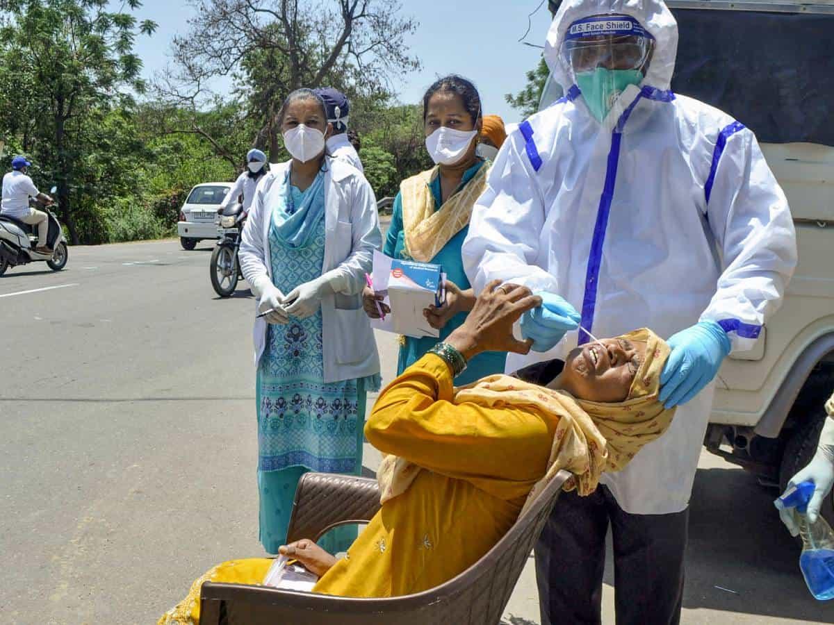 Telangana logs 3,308 COVID-19 cases, 21 deaths