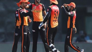 IPL 2021: SRH to field first against RR, Warner dropped from playing XI