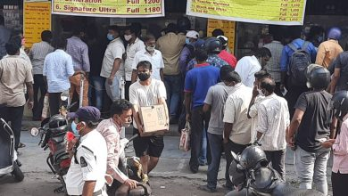 Lockdown effect: Tipplers go for panic buying; liquor shops rake in moolah