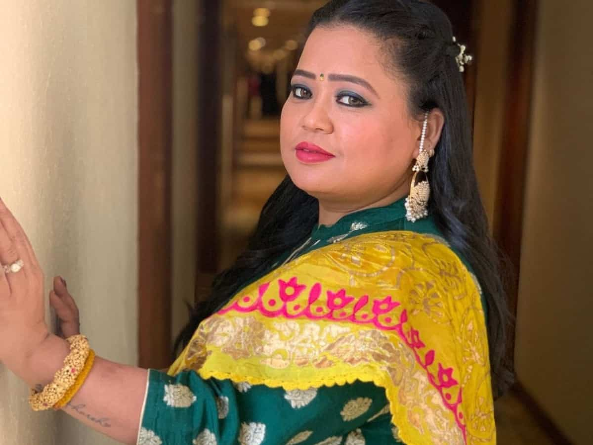 Bharti Singh breaks down on Dance Deewane 3 [video]