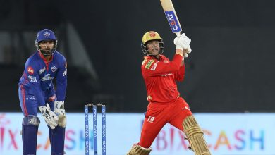 IPL 2021: Mayank's unbeaten 99 guides PK to 166/6 against DC