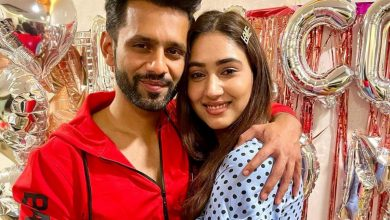 Viral: Disha Parmar gifts Rs 71 k luxury watch to Rahul Vaidya