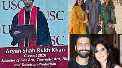 Trending pics: Aryan Khan's graduation day, Katrina's wish for bf Vicky & more