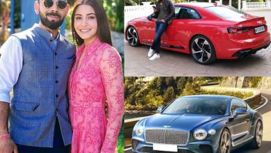 Audi 5 to Bentley: 6 most expensive cars owned by Virat, Anushka
