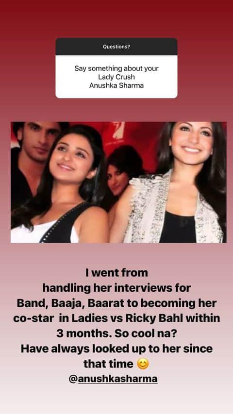 From Anushka Sharma's PR to her co-star Parineeti Chopra