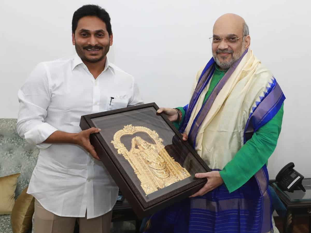 Committed to three capitals, balanced regional development: Jagan