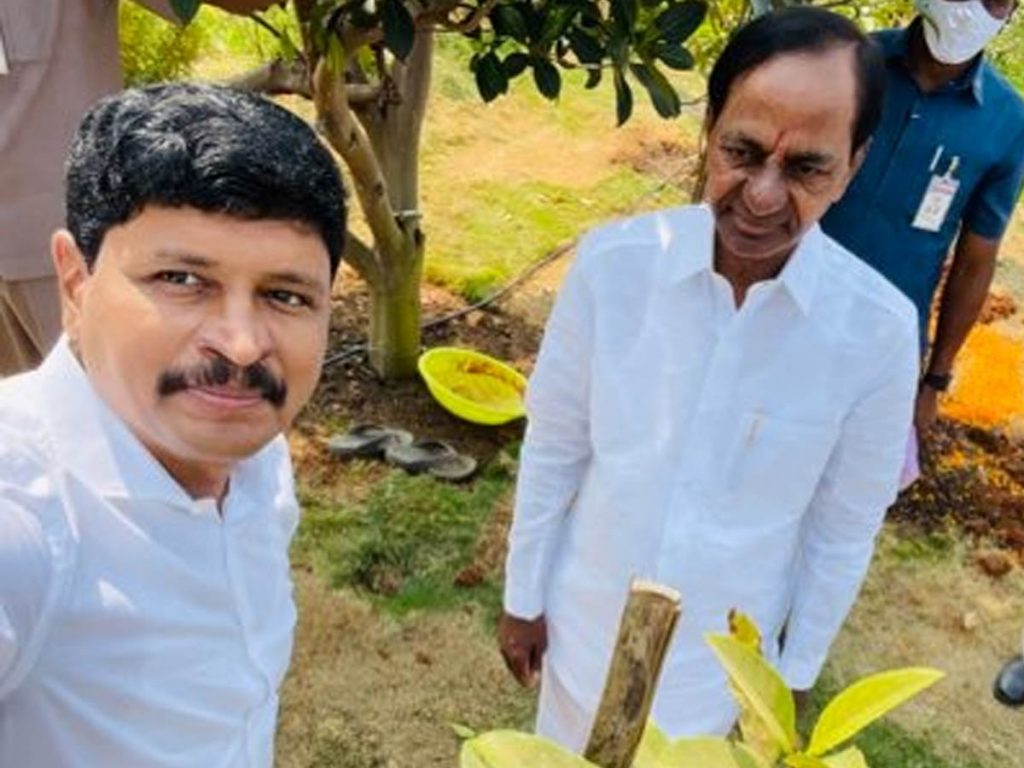 Telangana MP's green challenge making a difference