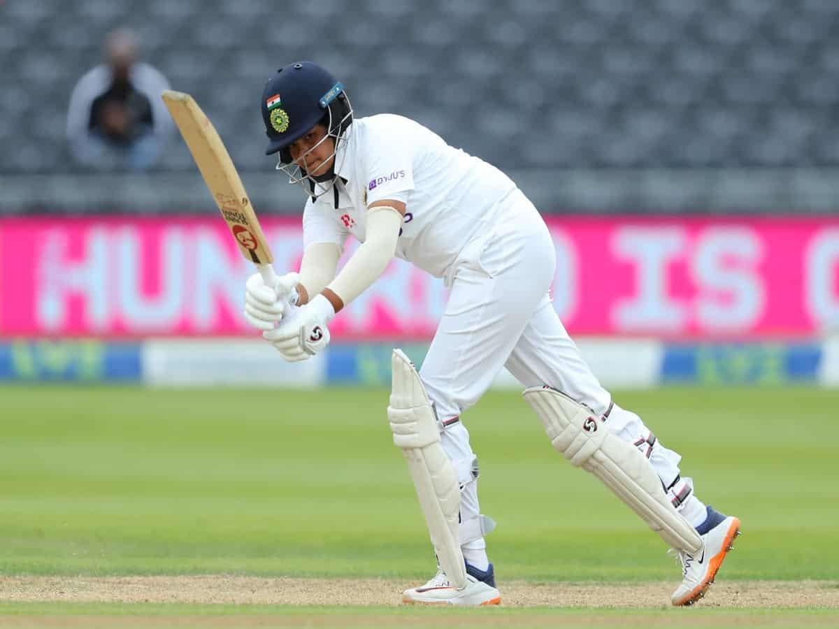 Will always regret missing hundred on Test debut: Shafali Verma