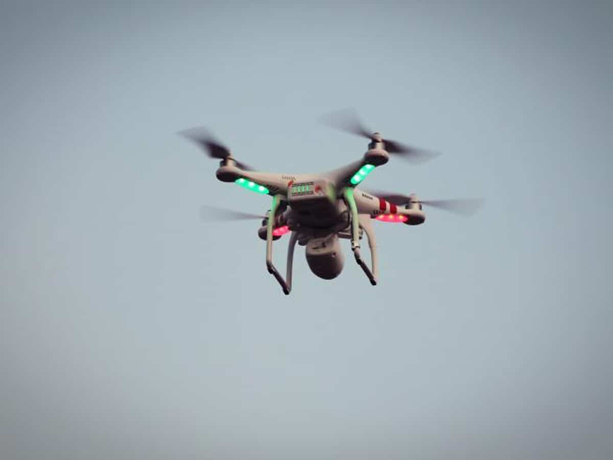 Suspected drone spotted in J-K's Satwari