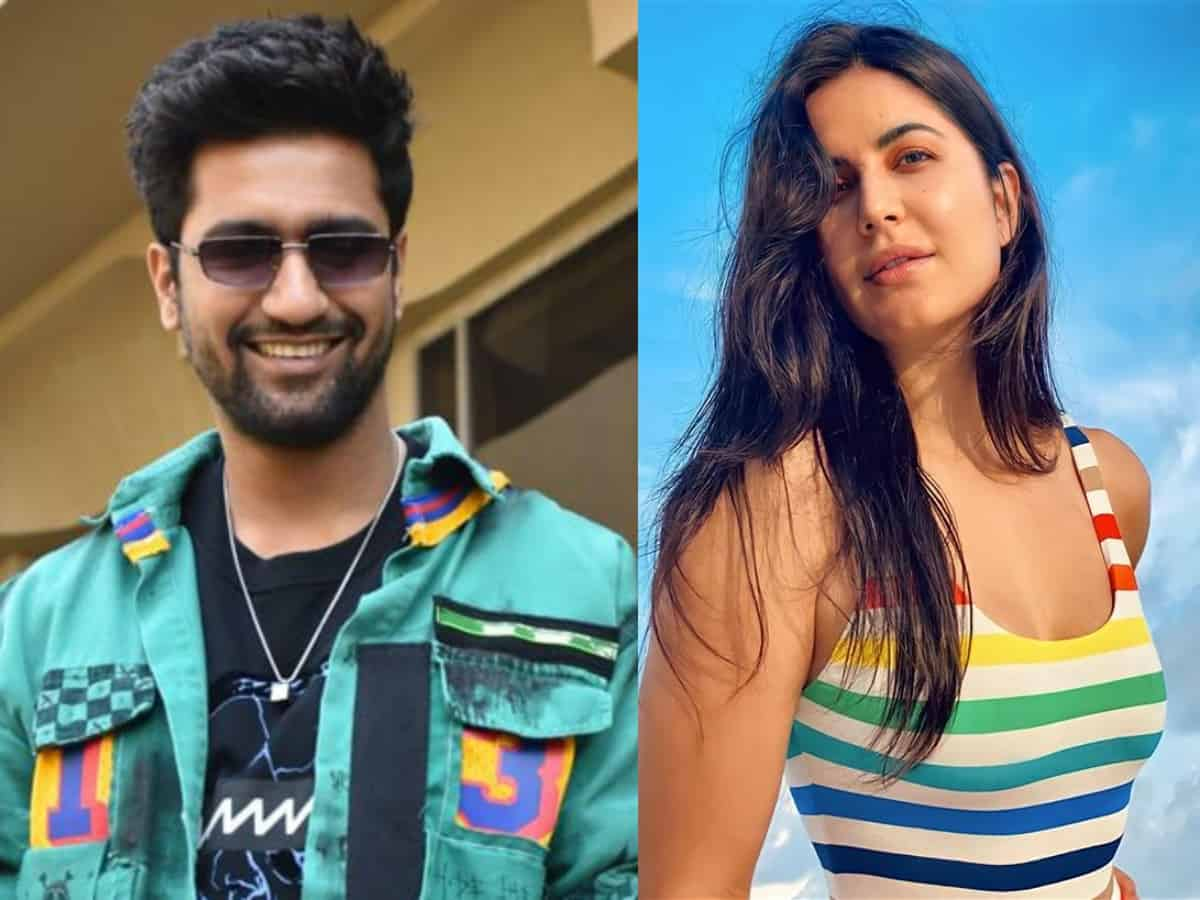 It's confirmed! Katrina Kaif and Vicky Kaushal are in relationship