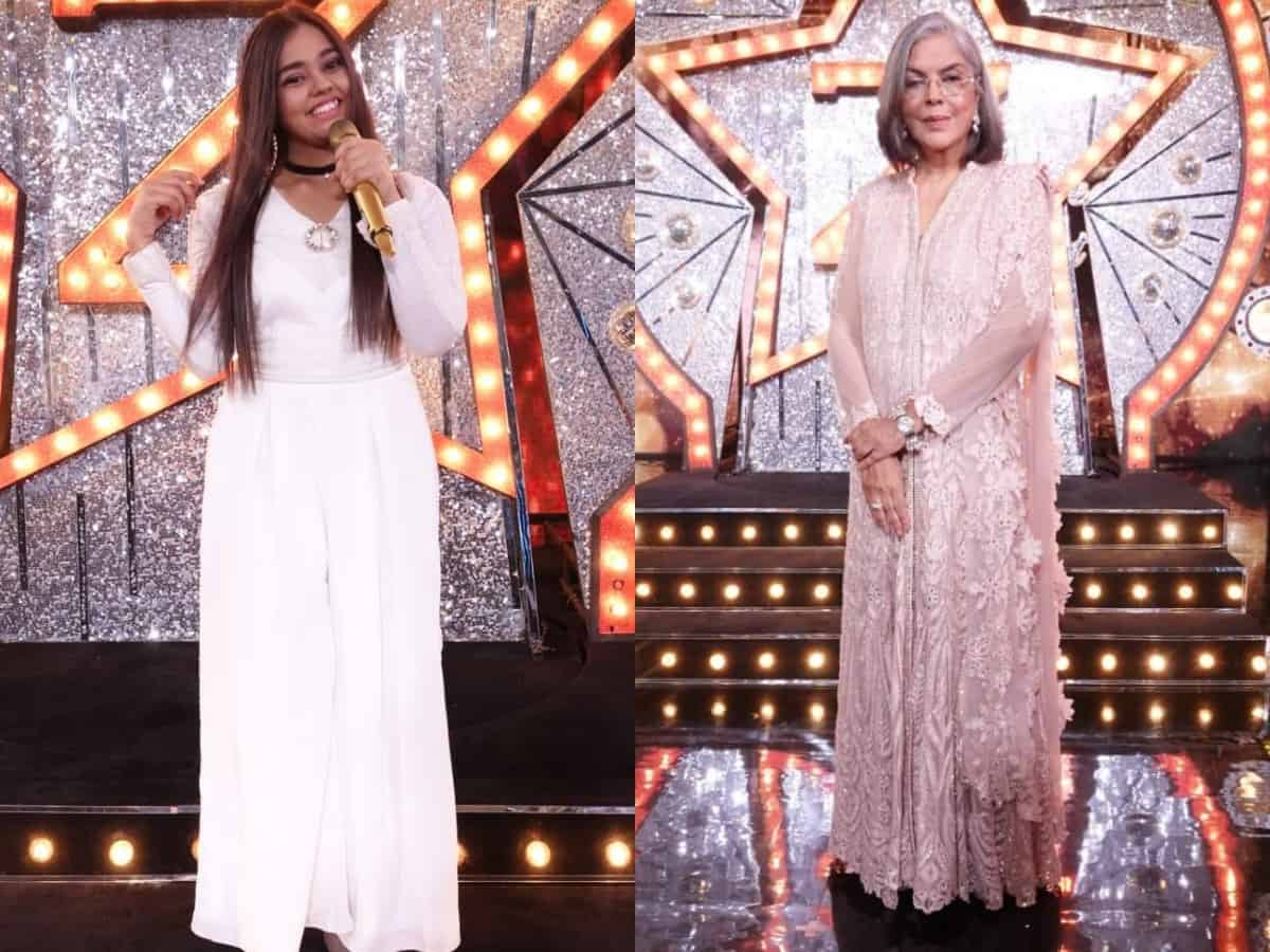 Indian Idol 12: Zeenat Aman calls Shanmukha Priya her 'baby version'