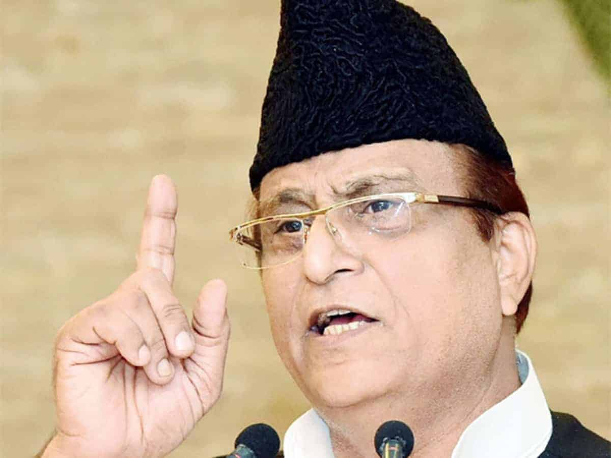 Azam Khan, son discharged from hospital, sent back to jail